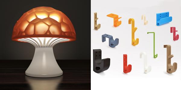 Voorbeelden. Ontwikkelingen in 3D printen.