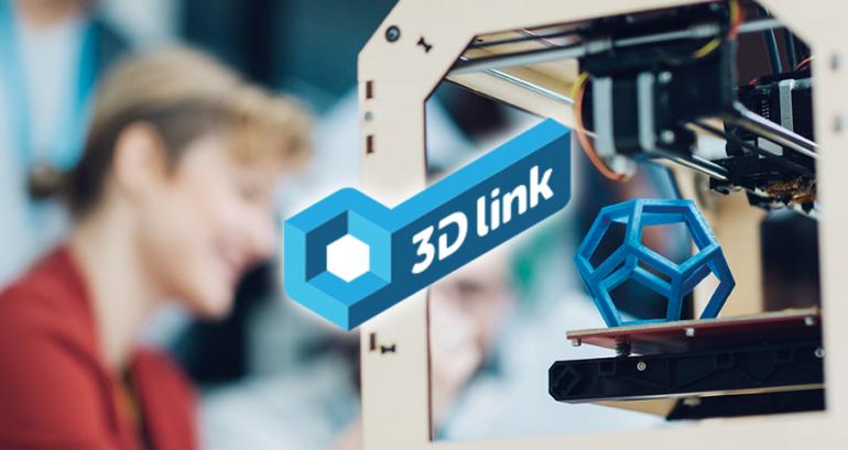 3 redenen waarom 3D-printen via 3Dlink een goed idee is