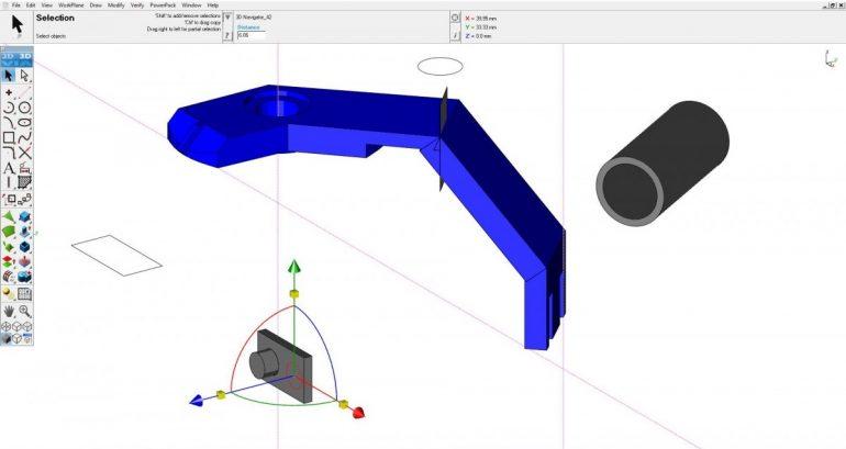 3D-ontwerp maken met reverse engineering