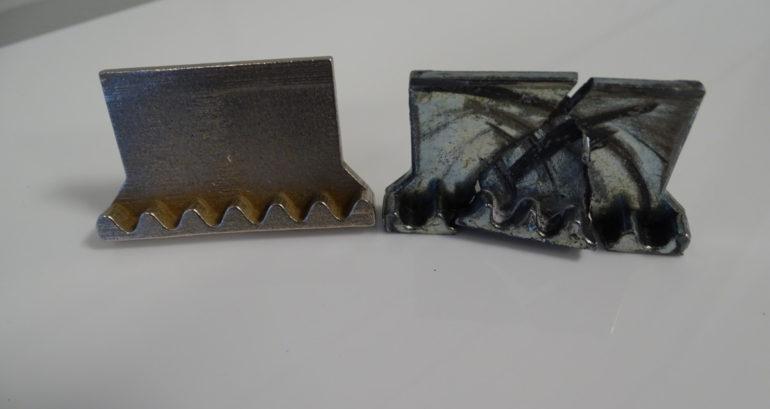 3D printen van een metalen onderdeel