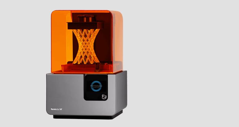 3D-printen met stereolithografie (SLA), een unieke techniek