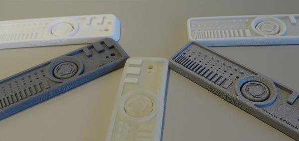 3D-printen met SLS poederprint