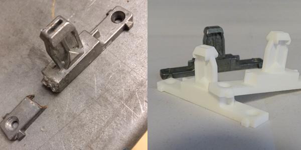 Scharnier 3D-printen