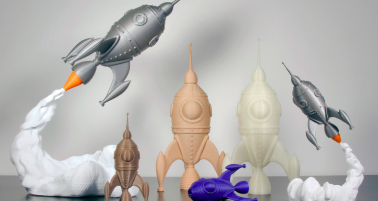 Voorbeelden van 3D-printen: doe inspiratie op!