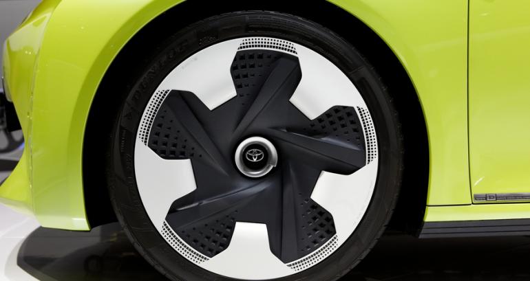 3D-printen onderdeel auto (wielnaafdoppen voor youngtimer)