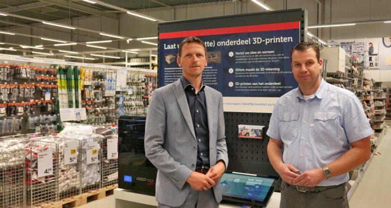 Consument omarmt 3D-printen nog niet echt