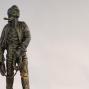 Bronzen beeld 3D-printen