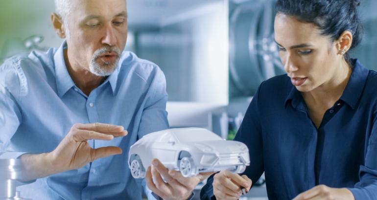 Een prototype ontwikkelen? Gebruik 3D prototyping